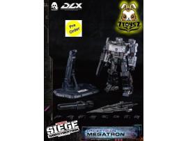 [Pre-order deposit] Threezero DLX Transformers: War For Cybertron Trilogy - Megatron_ Box Set _3A439Z