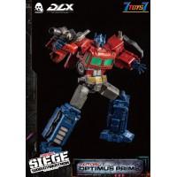 Threezero DLX Transformers: War For Cybertron Trilogy - Optimus Prime_ Box Set _3A437Z