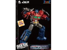 [Pre-order deposit] Threezero DLX Transformers: War For Cybertron Trilogy - Optimus Prime_ Box Set _3A437Z