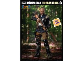 [Pre-order deposit] Threezero 1/6 The Walking Dead - Morgan Jones (Season 7)_ Box Set _3A465Z
