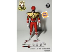 [Pre-order deposit] ACE Toys 1/6 Super Hero series: The Classic Mighty Super Hero (Golden Red Hero)_ Box Set _AE004A