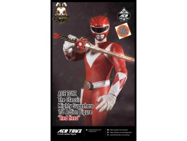 [Pre-order] ACE Toyz 1/6 Classic Mighty SuperHero: Red Hero_ Box Set _AZ010A