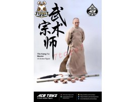 ACE Toyz 1/6 The Kung Fu Master_ Box Set _Movie Chinese Now AZ008Z