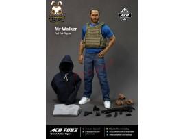 ACE Toyz 1/6 Mr. Walker_ Box Set _Movie Racer Now AZ005Z