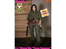 [Pre-order] ACE Toyz 1/6 13034 Playgirl - U.S. Vietnam War 'Peace Company'_ Box Set _AZ019Z