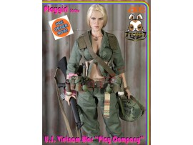 [Pre-order] ACE Toyz 1/6 Playgirl - U.S. Vietnam War 'Play Company'_ Box Set _AZ011Z