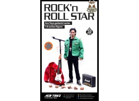 [Pre-order] ACE Toyz 1/6 Guitarist Series - Rock & Roll Star_ Box Set _AZ009Z
