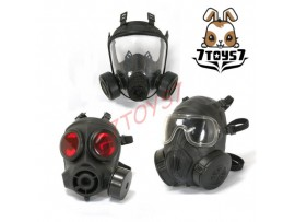 ACI Toys 1/6 Gas Mask_ Set/3 _SAS GSG9 GIGN SEAL Division RAID Army SWAT AT069Z