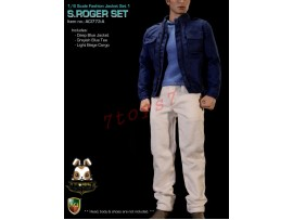 ACI Toys 1/6 Fashion Jacket Set_ S.Roger Set (ACI-773) #A _Blue Jacket Now AT086Z
