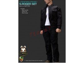 ACI Toys 1/6 Fashion Jacket Set_ S.Roger Set (ACI-773) #C_ Full Set AT088Z