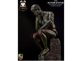 ACI Toys 1/6 AD007 Action Statue - The Thinker (Le Penseur)_ Box Set _Now AT073Z