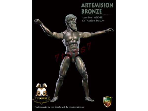 ACI Toys 1/6 AD009 Action Statue - Artemision_ Box Set _Greece Art Now AT095Z