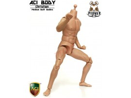 ACI Toys 1/6 AB-3 Medium Built Body Christian_ Unpainted Body + 6 hands (No original box) AT036GA