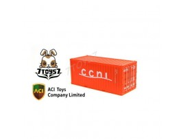 ACI Toys 1/150 20 Feet Container_ CCNI_ AT016A