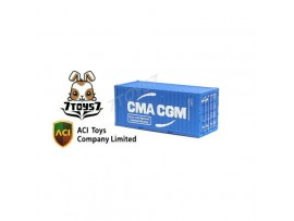 ACI Toys 1/150 20 Feet Container_ CMA CGM AT016C