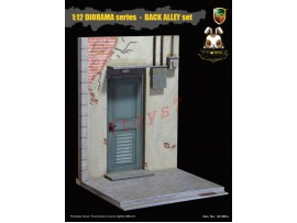 [Pre-order] ACI Toys 1/12 ACI801A Diorama Back Alley_ Engine Room Set A _AT106A
