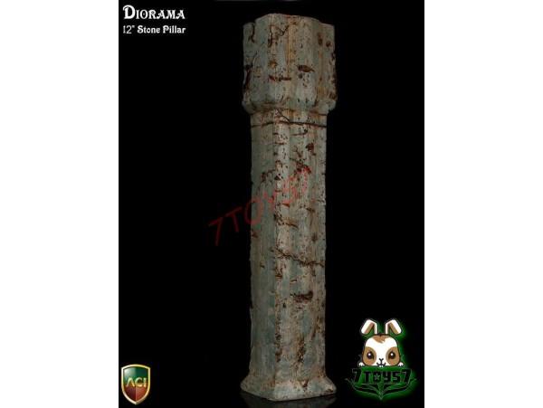 ACI Toys 1/6 Diorama S8: Stone Pillar AT057A
