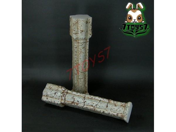 ACI Toys 1/6 Diorama S8: Stone Pillar (2 pieces) AT057AA