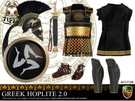 ACI Toys 1/6 Power Set - Greek Hoplite 2.0_ Suit Set A _Warriors Ancient AT100W