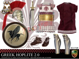 ACI Toys 1/6 Power Set - Greek Hoplite 2.0_ Suit Set B _Warriors Ancient AT100X
