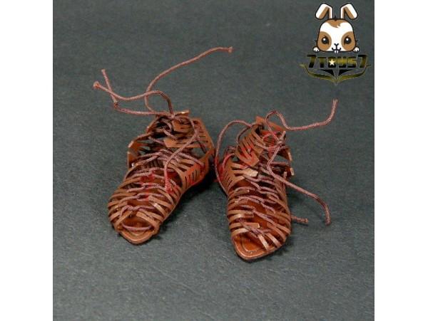 ACI Toys 1/6 Power Greek Hoplite 2.0_ Sandals _Warriors Ancient AT100WG