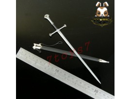 ACI Toys 1/6 LOTR Aragorn_ Sword of Anduril w/ sheath _Sword Bonus part AT061A
