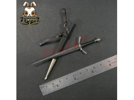 ACI Toys 1/6 Lord of the Rings - Ringwraith_ Dagger w/ sheath _LOTR Now AT057C