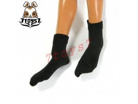 ACI Toys 1/6 Men in Suit v1_ Black Socks _ James Bond 007 ATX03B