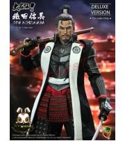 [Pre-order] ACI Toys 1/6 ACI31SP Oda Nobunaga_ Deluxe Box Set_ Suwahara Hiroyuki AT101X