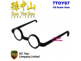 ACI Toys 1/6 Pioneer Dr.Sun Yat-sen_ Glasses _1911 Revolution AT002K