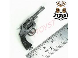 ACI Toys 1/6 Generalissimo Sun Yat Sen_ Colt Revolver _Toy Pistol Handgun AT025D
