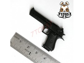 ACI Toys 1/6 Pistol_ Desert E Black _Toys gun Modern AT033A