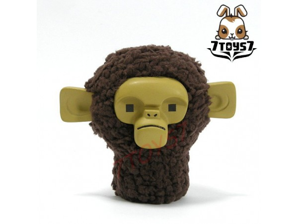 ACI Toys x Jason Siu 1/6 Primates in concrete jungle_ Monkey Head _Brad N AT040F