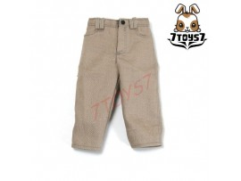 ACI Toys x Jason Siu 1/6 Primates in concrete jungle_ Khaki Shorts_Brad N AT040J