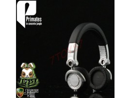 ACI Toys x Jason Siu 1/6 Primates in concrete jungle_ Headphone _Brad Now AT040G