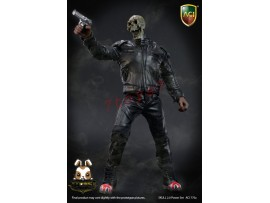 ACI Toys 1/6 Skull Power 2.0 Pistol + Toe Boots + Body_ Set _AT105W