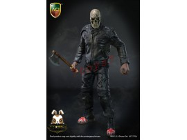 ACI Toys 1/6 Skull Power 2.0 Axe + Toe Boots + Body_ Set _AT105Y