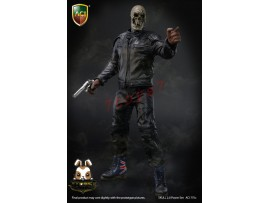 ACI Toys 1/6 Skull Power 2.0 Pistol + Heel Boots + Body_ Set _AT105X