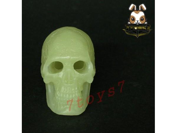 ACI Toys 1/6 Glow Cannibal Skull (ACI-753C) AT083A
