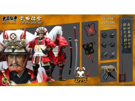 ACI Toys 1/6 ACI32SP Takeda Shingen_ Deluxe Box Set_ Suwahara Hiroyuki Now AT102X