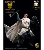 [Pre-order deposit] ACI Toys 1/6 ACI25A Teutonic Knight: Noble Knight Banner Holder_ Box Set_AT094X