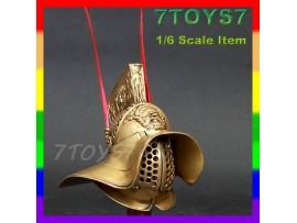 ACI Toys 1/6 Gladiator Flamma _ Helmet _ Ancient Roman Warriors AT023A