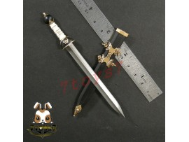 ACI Toys 1/6 754C Roman General Black Armor Set_ Short Sword + Sheath _AT031WB