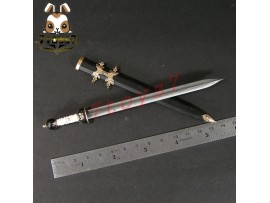 ACI Toys 1/6 754C Roman General Black Armor Set_ Sword + Sheath _Now AT031WA