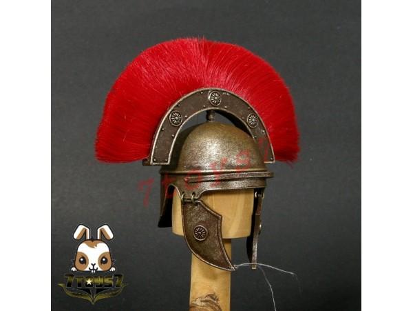 ACI Toys 1/6 Roman Republic Centurion - Lucius Legio XIII Gemina_ Helmet _ AT090B