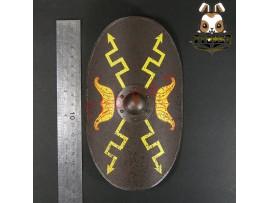ACI Toys 1/6 Roman Republic Centurion Legio XIII Gemina: Lucius_ Shield _AT090R
