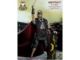 ACI Toys 1/6 Roman Republic Legionary - Titus Legio XIII Gemina Boxset AT089Z