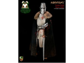 ACI Toys 1/6 ACI24 Templar Knight Banner Holder_ Box Set #C AT081Z