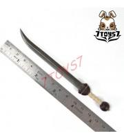 ACI Toys 1/6 Gladiator Verus B_ Curved bladded sword _Roman Warriors Now AT043K