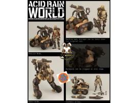 [Pre-order] ORITOY 1/18 Acid Rain Amphista_ Box Set _OT018Z
